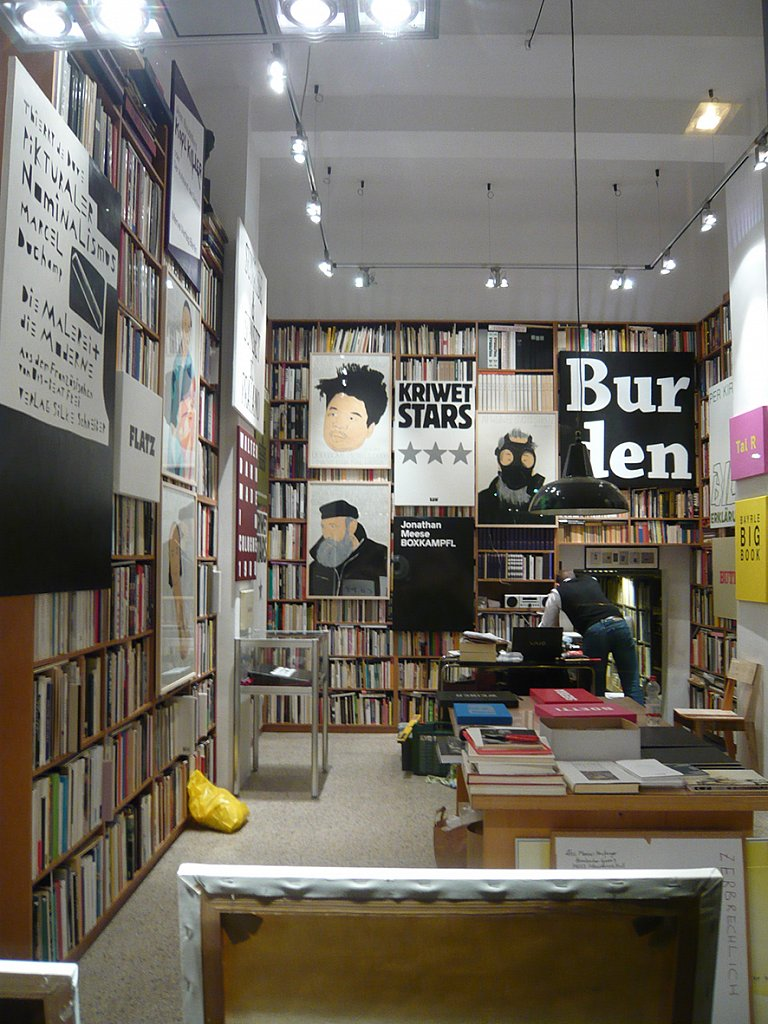 seance room, Stefan Schuelke Fine Books, Cologne, 2013