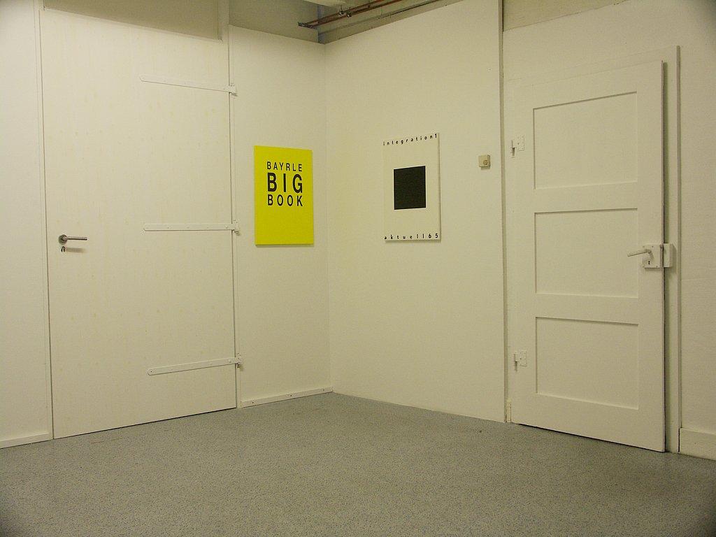 7 Bilder, Schauraum, Schwäbisch Hall, 2008