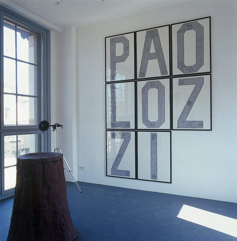 PAOLOZZIMOZZI, T66, Freiburg (with Georg Winter), 2006